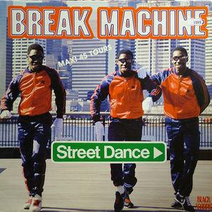 Single Cover Break Machine - Street Dance