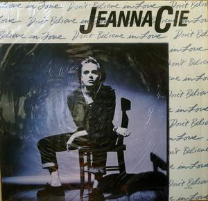 Single Cover Jeanna - Don't Believe In Love Cie