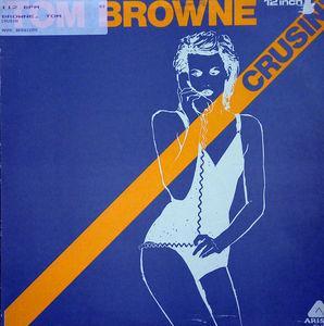 Single Cover Tom - Cruisin Browne