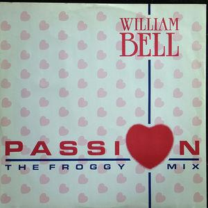 Single Cover William - Passion (froggy Mix) Bell