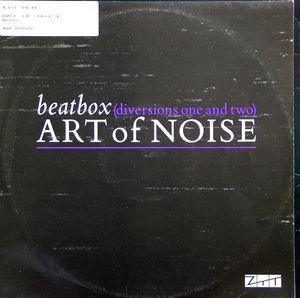 Single Cover The - Beatbox Art Of Noise