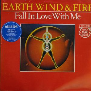 Single Cover Earth Wind & Fire - Fall In Love With Me