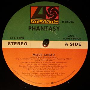 Single Cover Phantasy - Move Ahead
