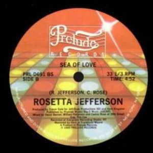 Single Cover Rosetta - You Are Everything And Everything Is You Jefferson