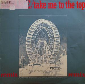 Single Cover Advance - Take Me To The Top