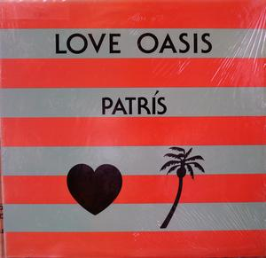 Single Cover Patrís - Love Oasis