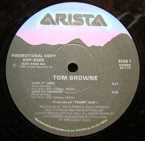 Single Cover Tom - Loop Browne