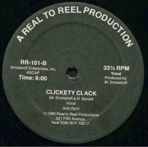 Single Cover Jody - Clickety Clack Bird
