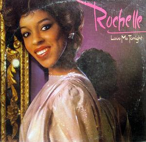 Single Cover Rochelle - Love Me Tonight