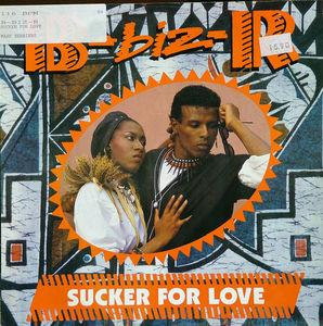 Single Cover B-biz-r - Sucker For Love