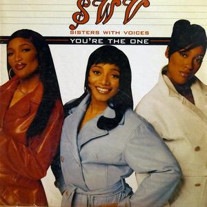Single Cover Swv - You're The One