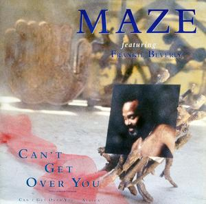Single Cover Maze - Can't Get Over You