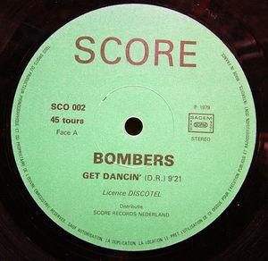 Single Cover Bombers - (everybody) Get Dancin'