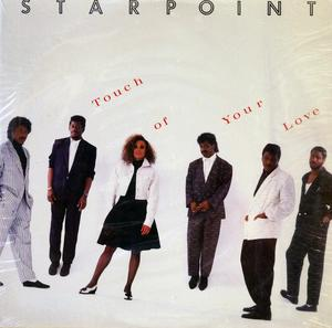 Single Cover Starpoint - Touch Of Your Love
