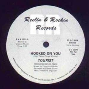 Single Cover Tourist - Hooked On You