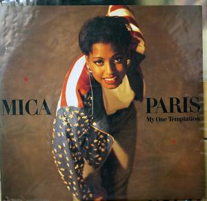 Single Cover Mica - My One Temptation Paris