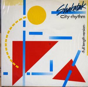 Single Cover Shakatak - City Rhythm