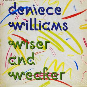 Single Cover Deniece - Wiser And Weaker Williams