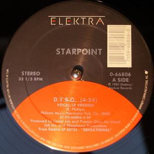 Single Cover Starpoint - D.y.b.o.