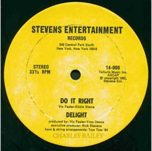 Single Cover Delight - Do It Right