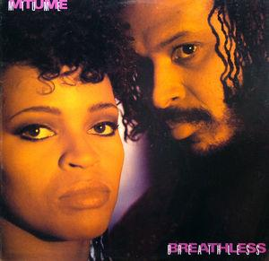 Single Cover Mtume - Breathless (a&g Mix)