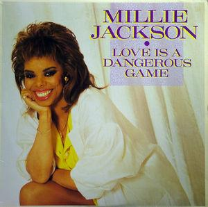 Single Cover Millie - Love Is A Dangerous Game Jackson