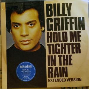 Single Cover Billy - Hold Me Tighter In The Rain Griffin