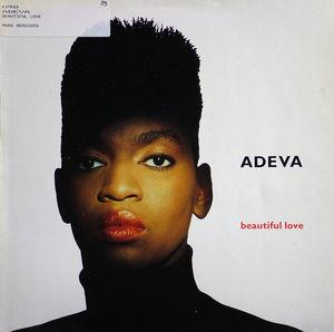 Single Cover Adeva - Beautiful Love