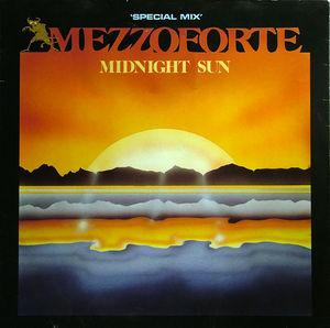 Single Cover Mezzoforte - Midnight Sun