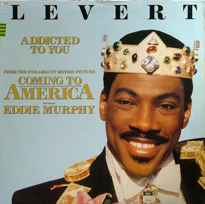 Single Cover Levert - Addicted To You