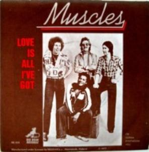 Single Cover Muscles - Love Is All I've Got