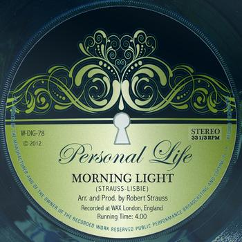 Single Cover Personal Life - Morning Light