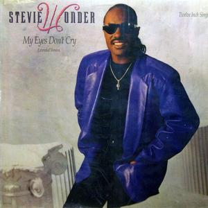 Single Cover Stevie - My Eyes Don T Cry Wonder