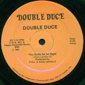 Single Cover Double Duce - You Gotta Be All Right