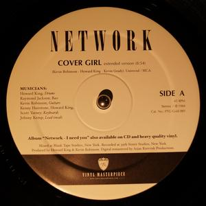 Single Cover Network - Cover Girl