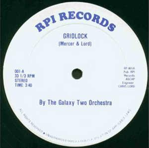 Single Cover Galaxy Tu Orchestra - Gridlock