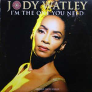 Single Cover Jody - I'm The One You Need Watley