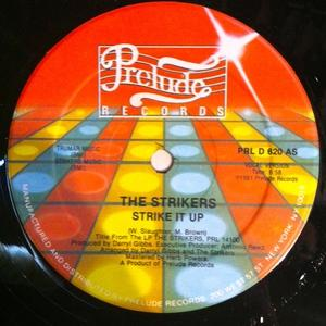 Single Cover The - Strike It Up Strikers