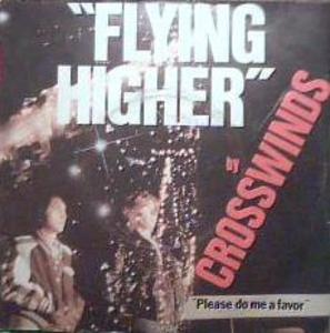 Single Cover Tony - Flying Higher Comer And Crosswinds