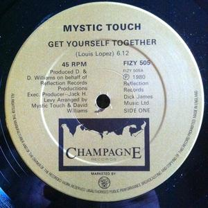 Single Cover Mystic Touch - Get Yourself Together