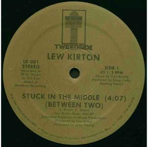 Single Cover Lew - Stuck In The Middle (between Two) Kirton