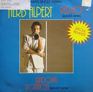 Single Cover Herb - Rotation (special Remix) Alpert