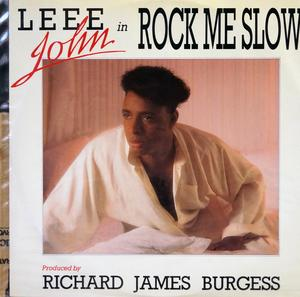 Single Cover John - Rock Me Slow Leee