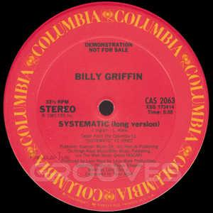 Single Cover Billy - Systematic Griffin