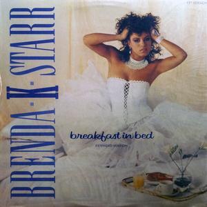 Single Cover Brenda K. - Breakfast In Bed Starr