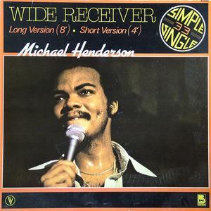 Single Cover Michael - Wide Receiver Henderson