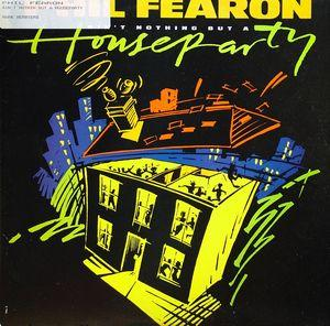 Single Cover Phil Fearon And Galaxy - Ain't Nothin But A Houseparty