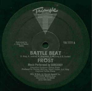 Single Cover Frost - Battle Beat