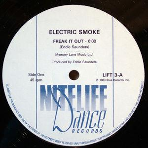Single Cover Electric Smoke - Freak It Out