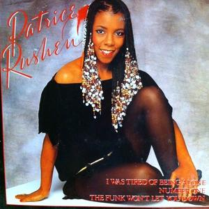 Single Cover Patrice - I Was Tired Of Being Alone Rushen
